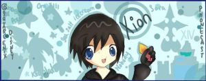Chibi Xion Bookmark by PhoneCast