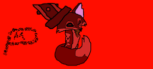 Aparri... as a FOX! by PhantomasterAJ