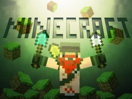I am a Dwarf minecraft by nicknick111