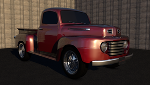 Ford Pickup by Valadj