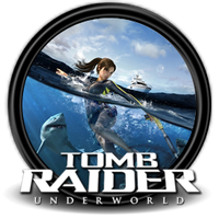 Tomb Raider Underworld - Icon by DaRhymes