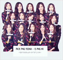 PACK PNG #41 by nganbadao