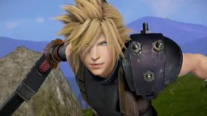 Cloud Strife- Dissidia by mrleonre4