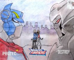 transformers animated the movie 2007 by puticron