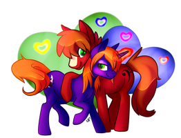 Harmonious by CandyCollie