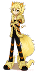 ::Geff The Arcanine:: by bachadark93
