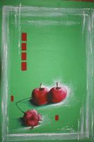 Bad Apples by Sakich