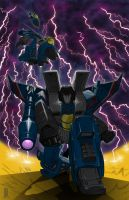 Thundercracker - Here comes the BOOM!!!! by cgrapa