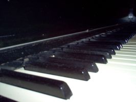 Piano Keys 2 by pandora1921