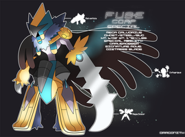 F.U.S.E Corp Special: Mega Galvorius by Dragonith