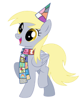 Let's Party, Derpy! by Reitanna-Seishin