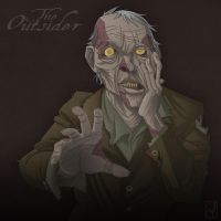 The Outsider by mscorley