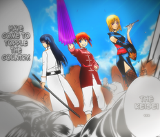 Gintama 390 by Wendy-Marvell