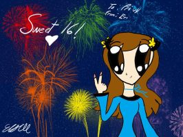 Sweet 16, Priuy by erisama