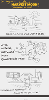 One day in... Harvest Moon! by hotbento