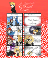 Kh 4 panel comic 358 2 days 1 by yellowhima