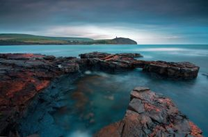 Kimmeridge Bay - Outcrop by ErveMAN
