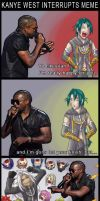 Kanye West Interupts Meme by Lord-Evell