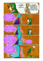 Skyward Sword- Honing Skills by bukittyan