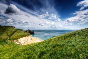Durdle Door III by Pete-EOS