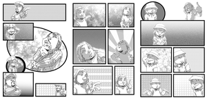 Art Review Comic by theCHAMBA