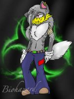 Biohazard The Wolf by TailsicaTFox