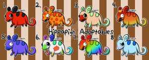 Hippapighs: SOLD by Kuro-Creations