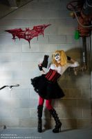 "Hey, Puddin'. Mister J sent me to tell you ""H by Tayyrex"