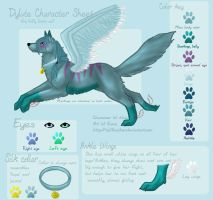 Nova Refrence Sheet by tailfeather