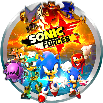 Sonic Forces by POOTERMAN