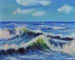 SEASCAPE III by ARTBYTERESA