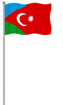 Flag of Southern Azerbaijan by llmatako