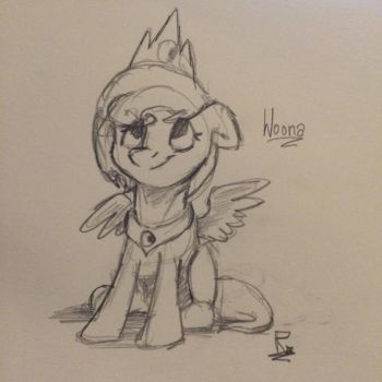 Drawing spree request no.2 by NavigatorAlligator