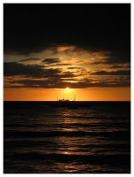 Boracay Sunset by escapeartist