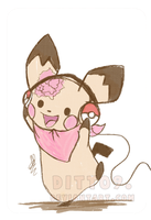 Pichu's Dance by ditto9