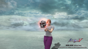 First creation in soul calibur 5 (me) by WhiteDevil350