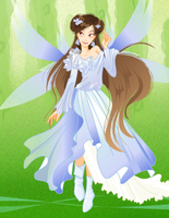 Earth Fairy by Lunashi-San