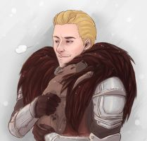 Cuddling Cullen by FalseSecurity