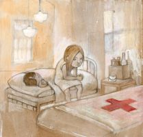 Hospital by miorats