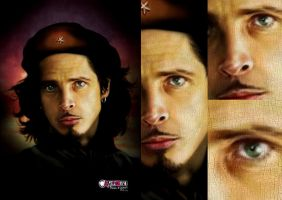 Chris Cornell by ilustra2