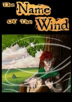 Name of the Wind Book Cover by PatrickGavin