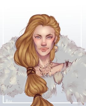 Wildling Val by I-Am-A-Lady-Damn-It