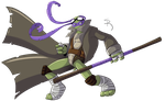 Donatello: ShellShock's version, pt.3 by SickRogue