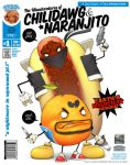Chilidawg and Naranjito by pacman23