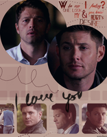 who am I fooling (Destiel 9x06) by mistofstars