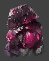 cool rock by corviture