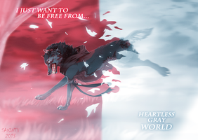 19. Just try escape from this cruel world + video by Deyanel