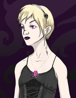 Rose Lalonde, Who Shops at Hot Topic by missbagel