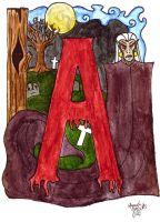 Initial A by Leara