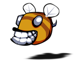 Spam Bees by rocksicle